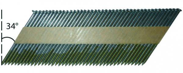 Streiffennägel 34° (Papiergebunden)