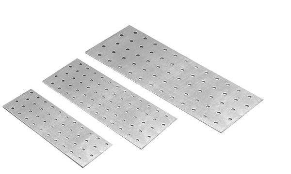 Flachtverbinder und Lochplatten
