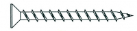 Strip screws 4,0x25 galv. PZ2