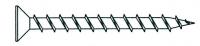 Strip screws 4,0x30 galv. PZ2