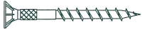 Strip screws 4,0x35 galv. PZ2