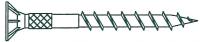 Strip screws 4,0x55 galv. PZ2