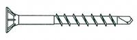 Coils screw 5x50 inox A2 Tx 25