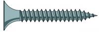 Plas/Metal Screws 3,5x25 phos.