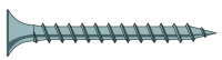 Plas/Wood Screws 3,5x25 phos.