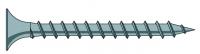 Plas/Wood Screws 3,5x45 phos.