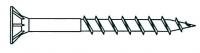 Coils screw 5,0 x 40 galv. PZ